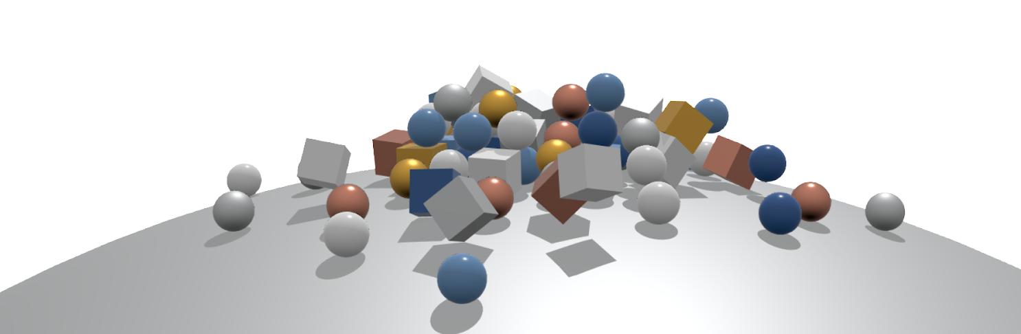 Physics simulation